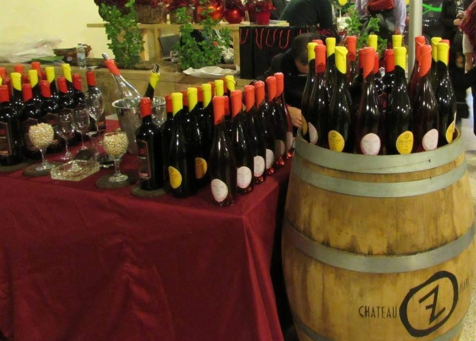Wine festival dhour plaza