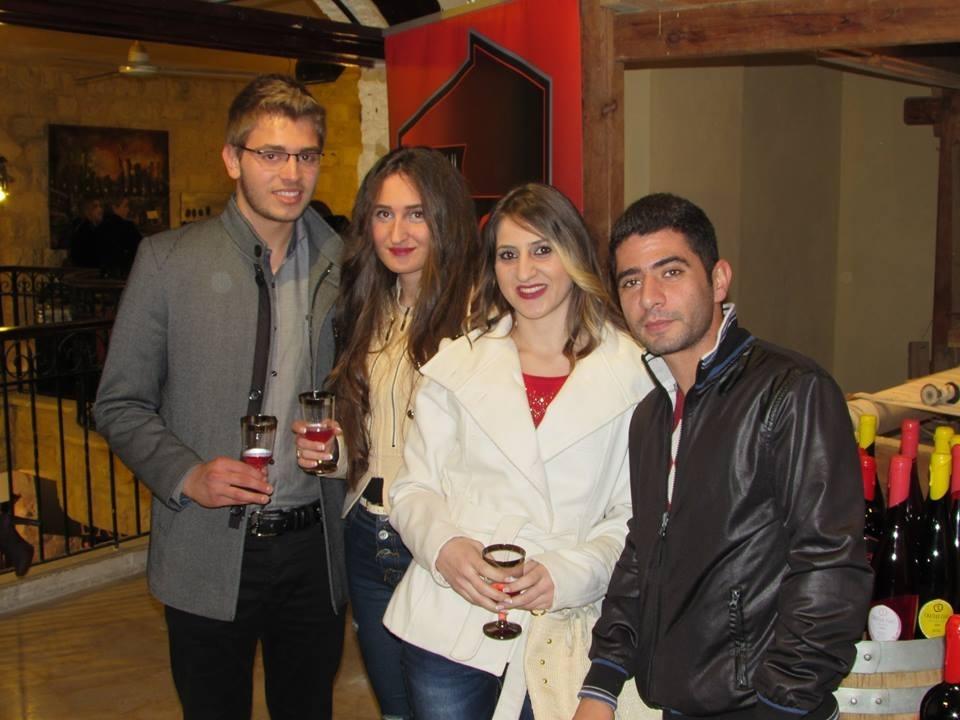 Festival du vin Libanais