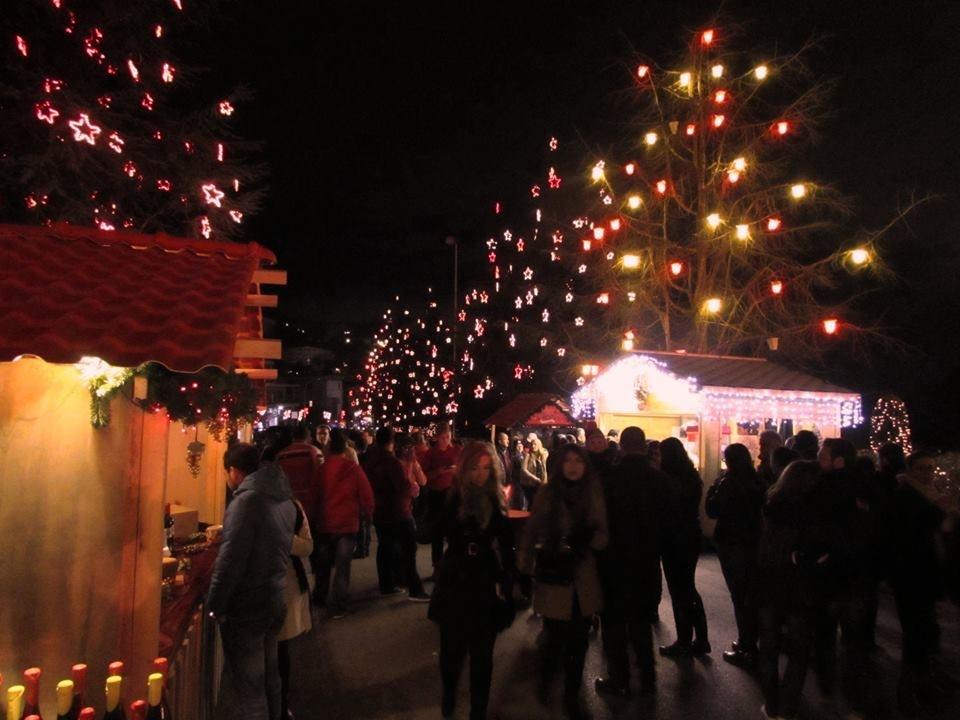 Le marché de Noël - Bikfaya